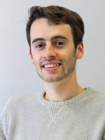 Roel Burgwal,  PhD student