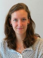 Amy van der Hel,Master student